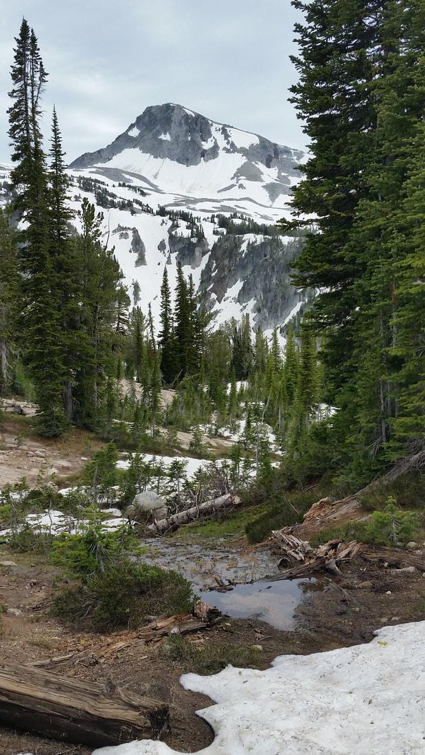 Wallowa Lakes - WILD IDAHO ENDURANCE CHALLENGE